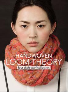 Handwoven Loom Theory: Four Shaft Scarf CollectionImage