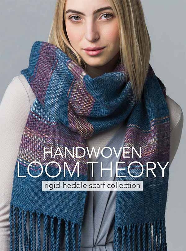 Handwoven Loom Theory: Rigid-Heddle Scarf CollectionImage