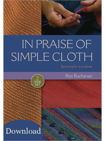 In Praise of Simple Cloth Video DownloadImage