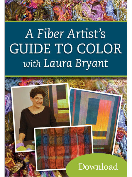 A Fiber Artist's Guide to Color Video DownloadImage