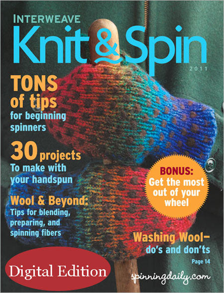 Interweave Knit & Spin, 2011 Digital EditionImage