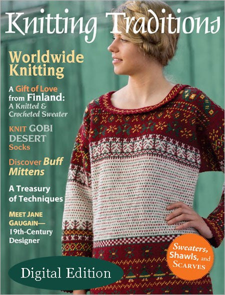Knitting Traditions, Fall 2011 Digital EditionImage