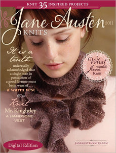 Jane Austen Knits, 2011 Digital EditionImage
