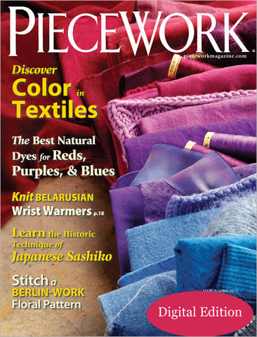 PieceWork, March/April 2011 Digital EditionImage