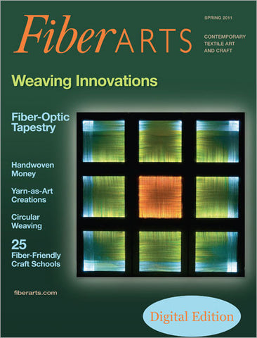 Fiberarts, Spring 2011 Digital EditionImage