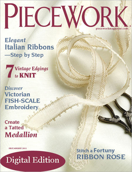 PieceWork, July/August 2011 Digital EditionImage
