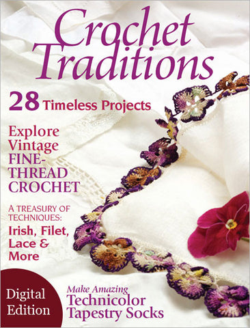 Crochet Traditions, Fall 2012 Digital EditionImage