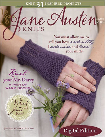 Jane Austen Knits, Summer 2012 Digital EditionImage