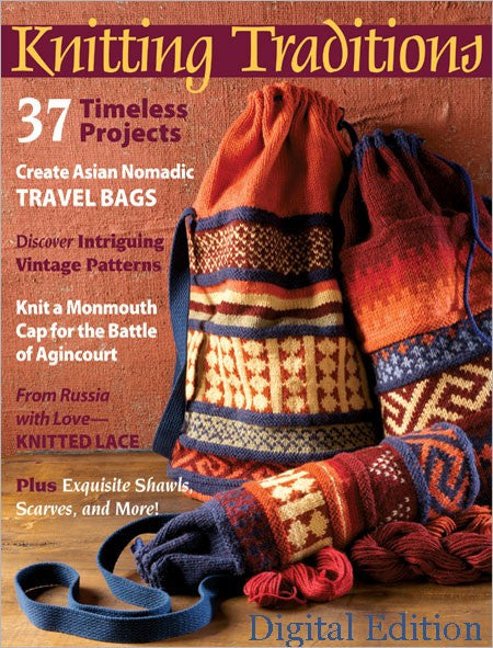 Knitting Traditions, Spring 2012 Digital EditionImage