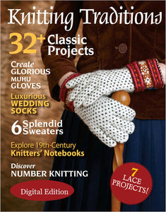 Knitting Traditions, Fall 2012 Digital EditionImage