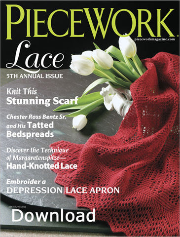 PieceWork, May/June 2012 Digital EditionImage