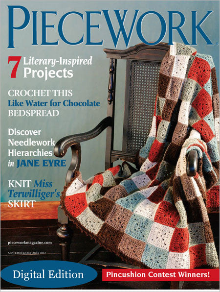 PieceWork, September/October 2012 Digital EditionImage