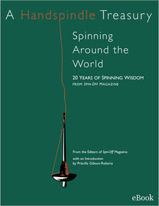 A Handspindle Treasury: Spinning Around the World eBookImage