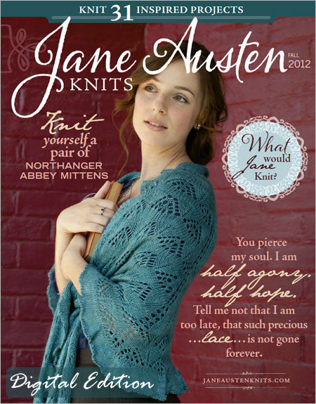 Jane Austen Knits, Fall 2012 Digital EditionImage