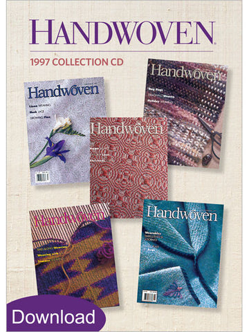 Handwoven 1997 Collection DownloadImage