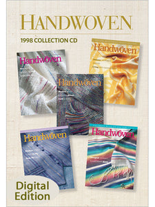 Handwoven 1998 Collection DownloadImage