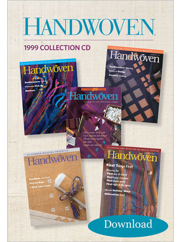 Handwoven 1999 Collection DownloadImage