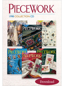 PieceWork 1998 Collection DownloadImage
