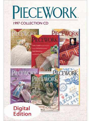 PieceWork 1997 Collection DownloadImage