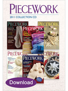 PieceWork 2011 Collection DownloadImage