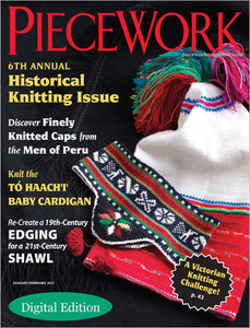 PieceWork, January/February 2012 Digital EditionImage