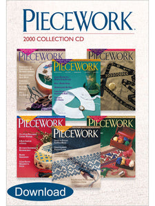 PieceWork 2000 Collection DownloadImage