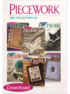 PieceWork 2001 Collection DownloadImage