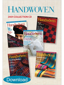 Handwoven 2001 Collection DownloadImage