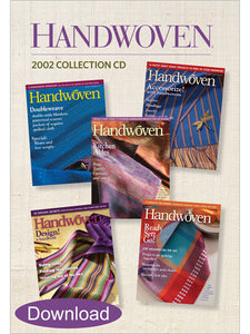 Handwoven 2002 Collection DownloadImage