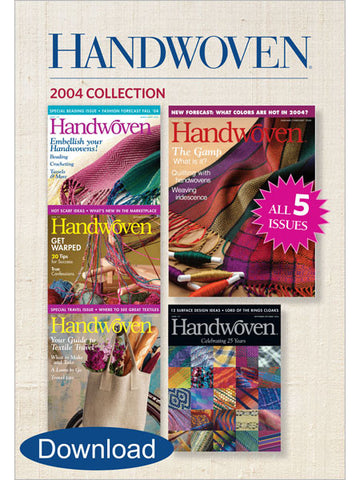 Handwoven 2004 Collection DownloadImage