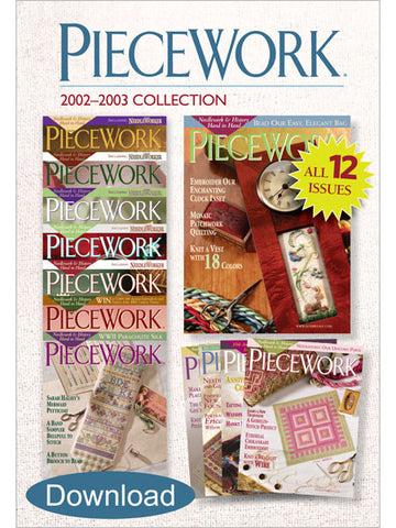 PieceWork 2002-2003 Collection DownloadImage