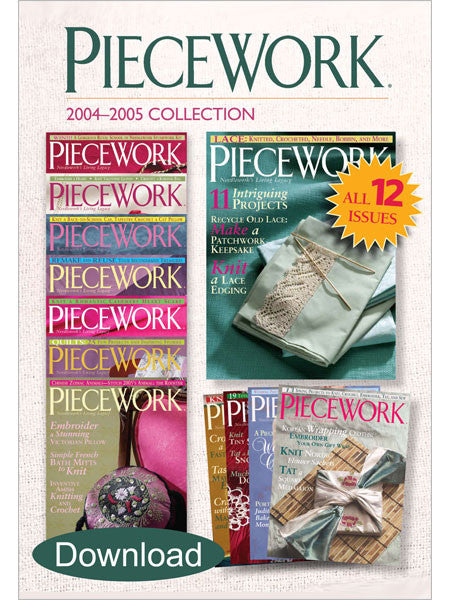 PieceWork 2004-2005 Collection DownloadImage