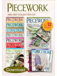 PieceWork 2006-2007 Collection DownloadImage