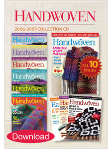 Handwoven 2006-2007 Collection DownloadImage