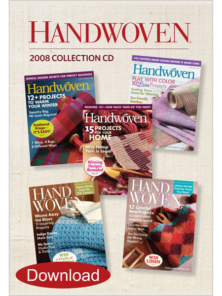 Handwoven 2008 Collection DownloadImage