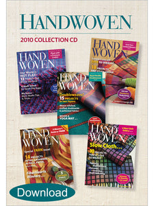 Handwoven 2010 Collection DownloadImage
