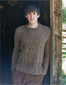 An Aran for Frederick Knitting Pattern DownloadImage