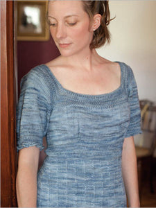Lambton Top Knitting Pattern DownloadImage