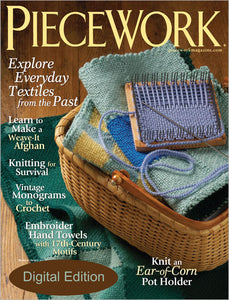 PieceWork, March/April 2010 Digital EditionImage