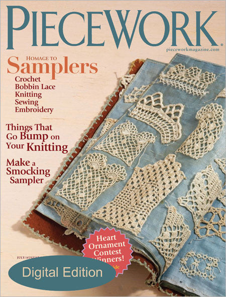 PieceWork, July/August 2010 Digital EditionImage