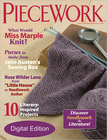 PieceWork, September/October 2010 Digital EditionImage