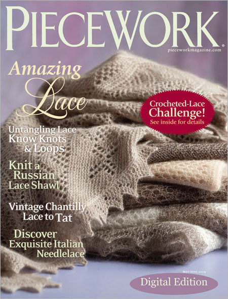 PieceWork, May/June 2009 Digital EditionImage