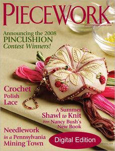 PieceWork, July/August 2008 Digital EditionImage