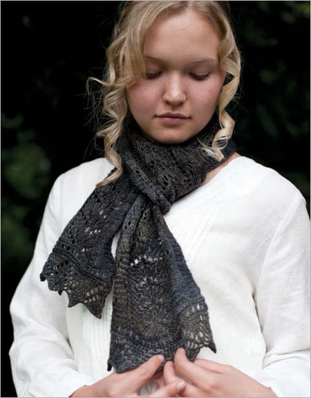 Frederick & Anne Scarf Knitting Pattern DownloadImage