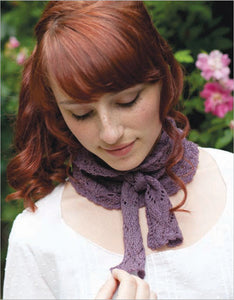 Miss Morland's Neckcloth Knitting Pattern DownloadImage