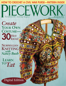 PieceWork, May/June 2007 Digital EditionImage