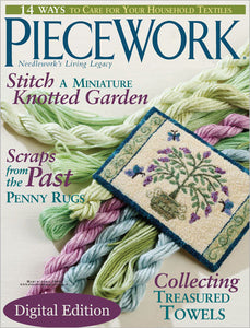 PieceWork, March/April 2006 Digital EditionImage