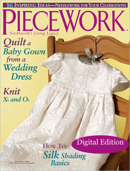 PieceWork, May/June 2006 Digital EditionImage
