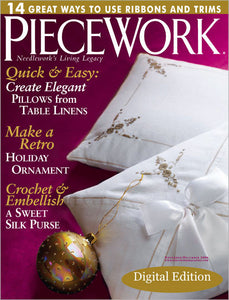 PieceWork, November/December 2006 Digital EditionImage