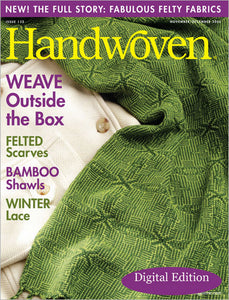 Handwoven, November/December 2006 Digital EditionImage